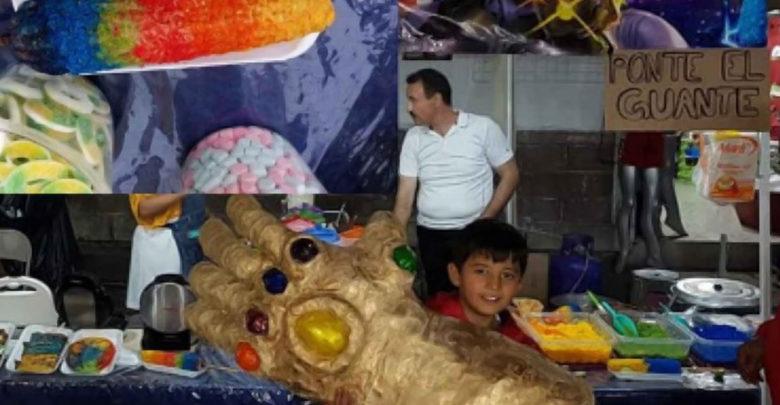 Antojitos mexicanos inspirados en Avengers, la nueva sensación