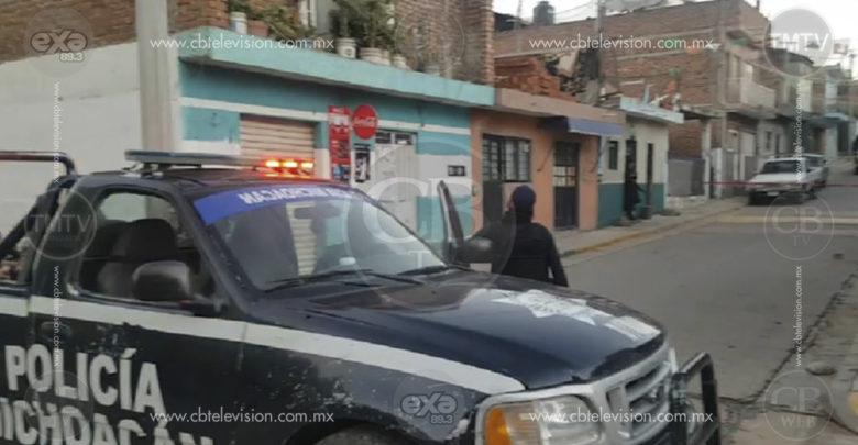 Encuentran ahorcado a un campesino en Jacona