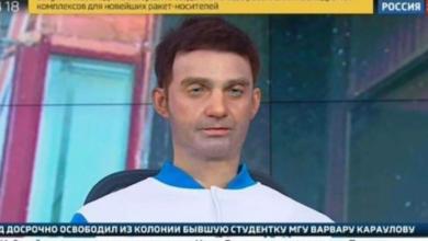 VIDEO: Sorprende robot con aspecto humano al dar las noticias en Rusia