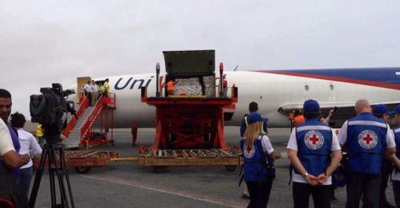 Después de rogarle a Maduro, por fin llega ayuda humanitaria a Venezuela