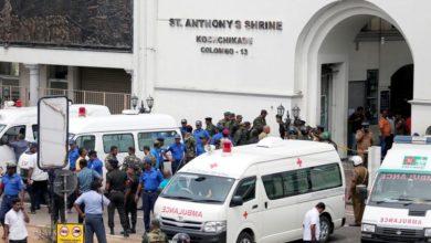 Al menos 207 muertos por atentados en Sri Lanka