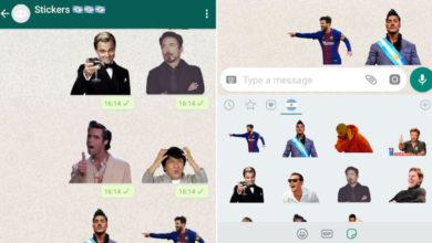 Stickers animados: La próxima actualización de Whatsapp