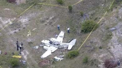 Mueren seis personas en accidente aéreo en Texas