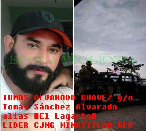 """Buscan a """"El Mata Niños"""" supuesto autor de la muerte de 14 personas en fiesta de Veracruz"""