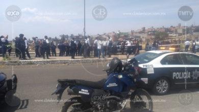 Persecución desata balacera en Morelia y capturan a tres