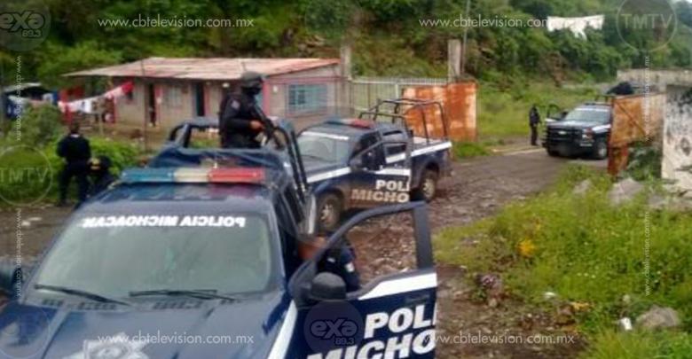 Sicarios levantan a policía de su propia vivienda