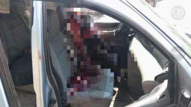 Ladrones matan a balazos a cuentahabiente y se roban bolsa sin dinero