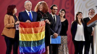 AMLO decreta Día Nacional contra Homofobia, Lesbofobia, Transfobia y Biofobia