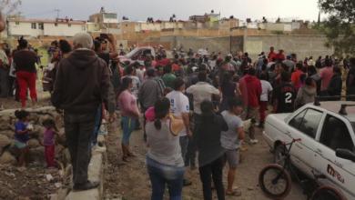 """""""Paracaidistas"""" evitan desalojo de Caja Grande"""