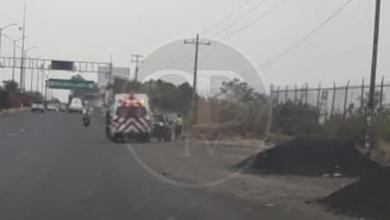 Vehículo atropella a peatón y lo deja herido en la Av. Madero Poniente
