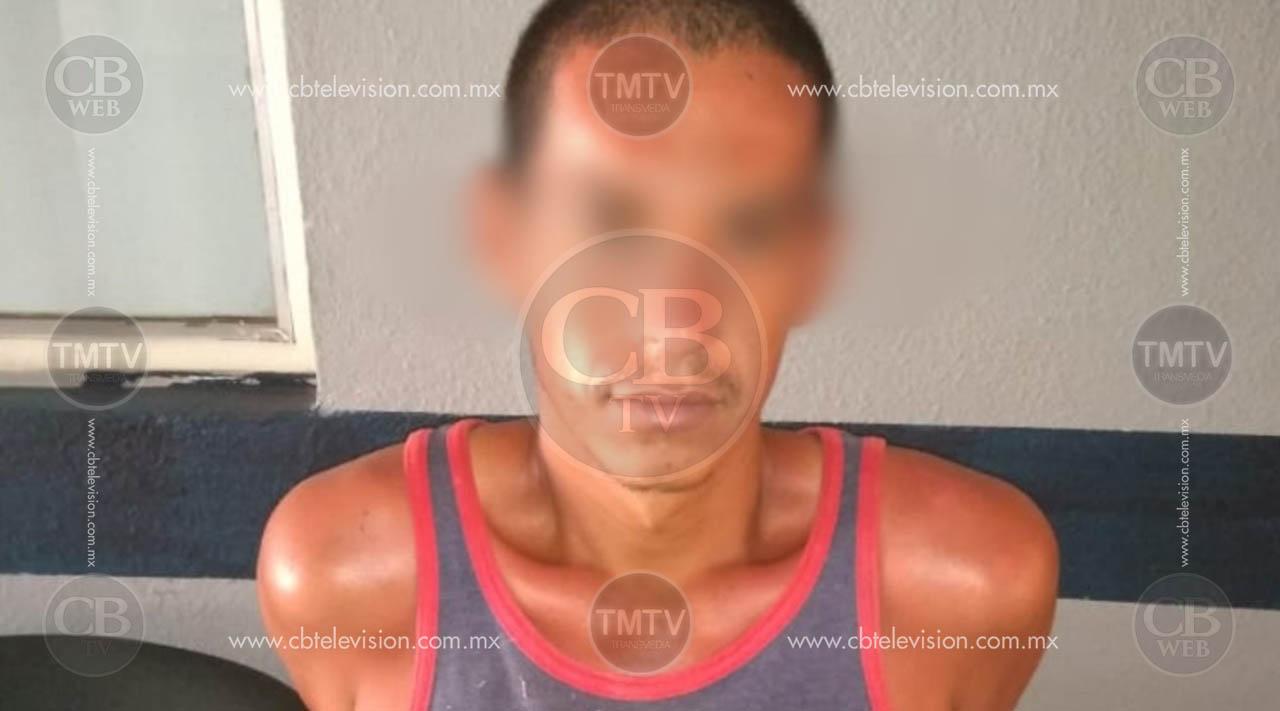 Arrestan a un hombre por prender fuego a pastizales de manera intencional