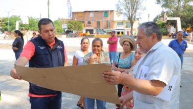 """Llega Sedesoh a la Tenencia Morelos con """"Rescate de Espacios Públicos"""""""