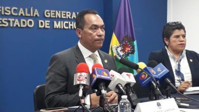Los 10 muertos en Uruapan son de un mismo cártel: FGE
