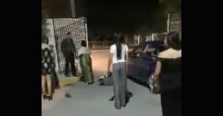 VIDEO: Se desata batalla campal en boda; familiares del novio vs. los de la novia