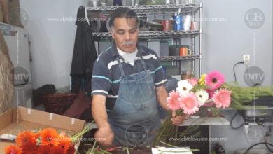 Incrementa el precio de las flores por el 10 de mayo