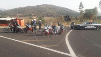 Aseguran nueve vehículos sin documentos, en la Región Huetamo