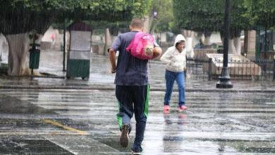 Se prevén lluvias para el resto de la semana: Antonio León