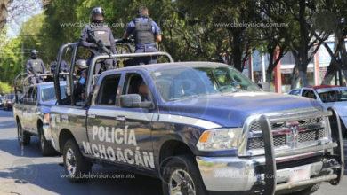 Recuperan cuatro vehículos con reporte de robo en Morelia