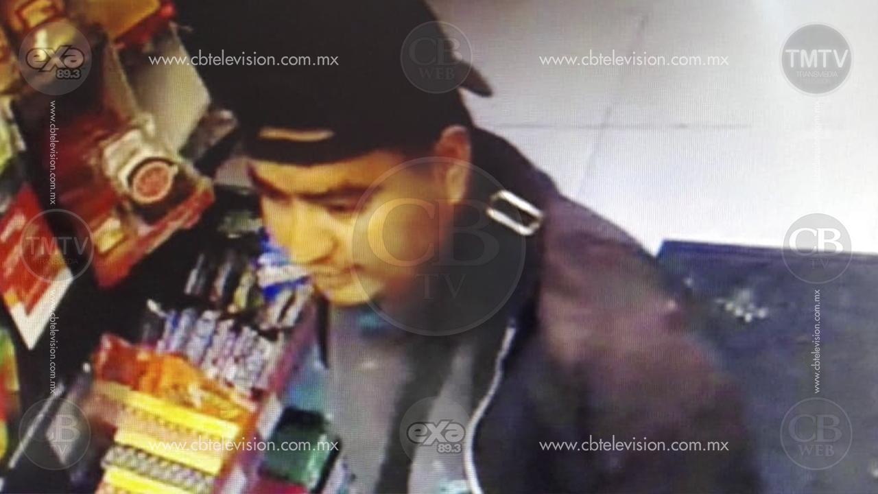 Sujeto armado asalta dos tiendas en Morelia el mismo día