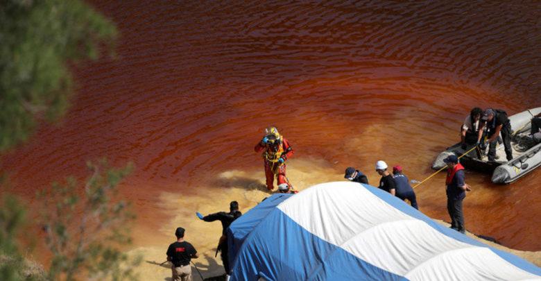 Encuentran maleta flotando en el río, adentro estaba el cuerpo de una niña
