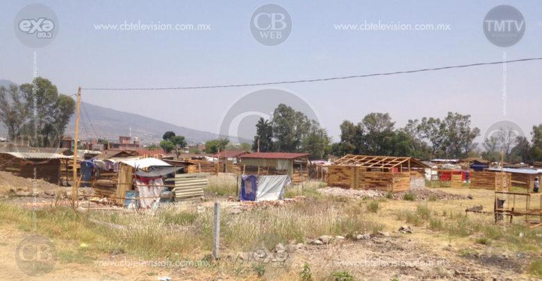 Detienen a los invasores de Caja Grande y propietarios exigen justicia al Poder Judicial
