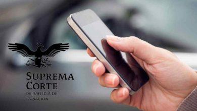 Suprema Corte de Justicia prohíbe que tu pareja revise tu celular o tus cuentas