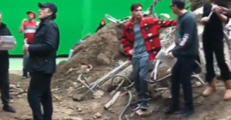 Muestran detrás de cámaras de Avengers Endgame