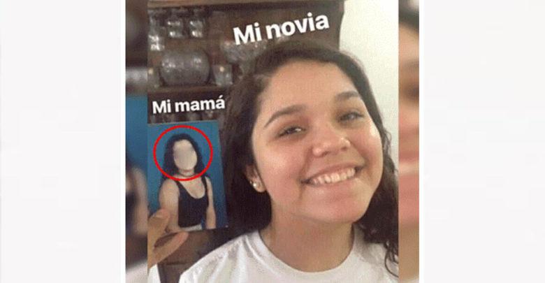 Encuentra foto de su mamá unos años atrás y descubre que su novia es idéntica a ella