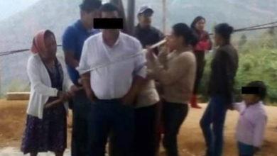 Por incumplido retienen y amarran a presidente municipal en Chiapas