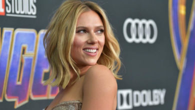 Se casa la bella actriz Scarlett Johansson