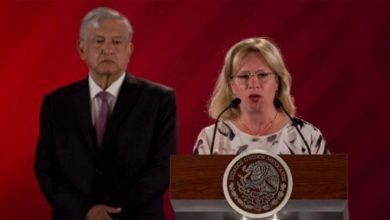"""""""No podemos fallar en nada"""" dice AMLO por la renuncia de Josefina González"""