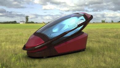 Lo último en tecnología: Lista para usarse la máquina de suicidios