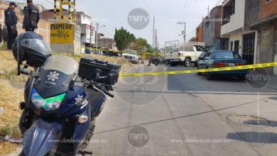 Ladrones con pistola y a pie se le escapan a la Policía de Morelia, Policía Federal y también al Ejercito Mexicano
