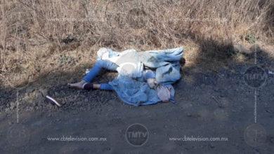 Investiga FGE la muerte de una mujer al poniente de Morelia