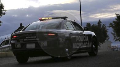 Recupera SSP vehículo con reporte de robo en Uruapan