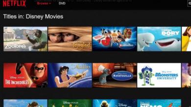 Sin el contenido de Disney, Netflix podría perder más del 25 por ciento de sus usuarios