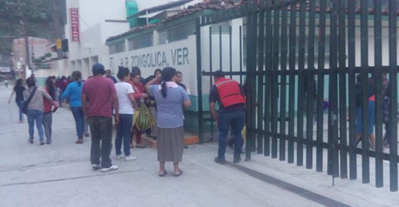 Más de 100 niños intoxicados en Veracruz por comer pastel en mal estado