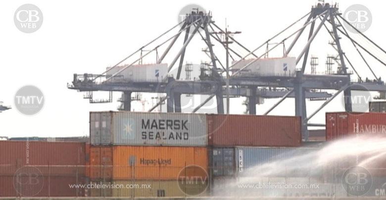 FGR investiga robo de mercancía en dos contenedores del Puerto de LC