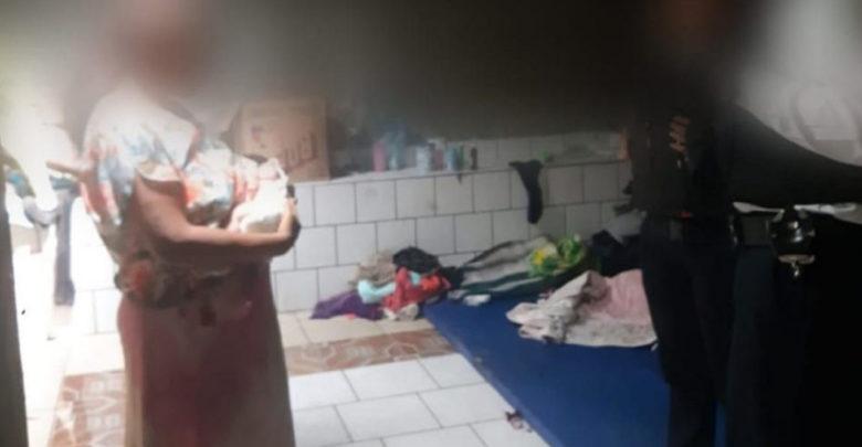Rescatan en Morelia a varios menores y adultos que se encontraban esclavizados en un sótano
