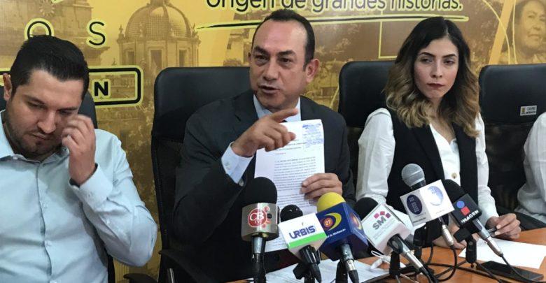 PRD denuncia ante el INE irregularidades en programas federales