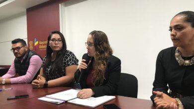 Directora del Telebachillerato Michoacán, denuncia penalmente a líder sindical