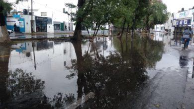 Afectaciones por inundación a los vecinos de la colonia del Empleado