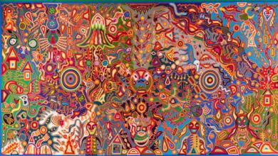Tablas Nierika; la cosmogonía del pueblo wixárika a través del arte