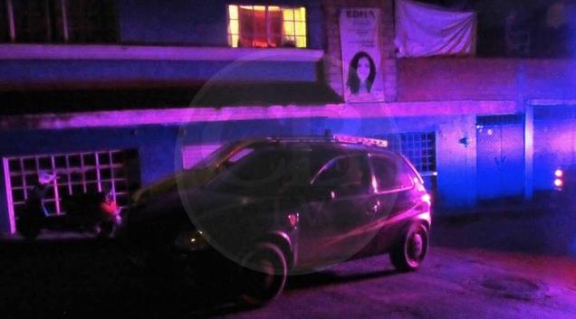 Balean a pareja que viajaba en un auto en Uruapan; es hospitalizada