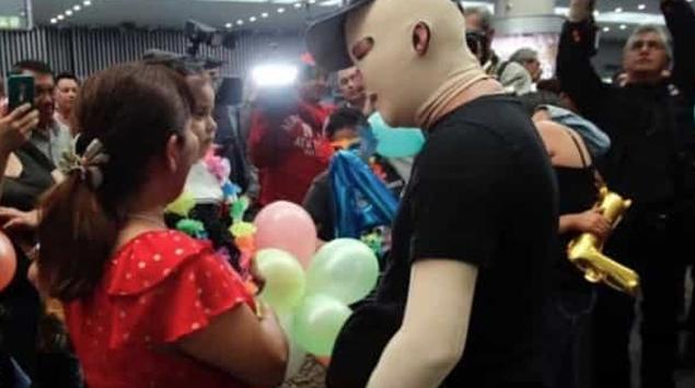 Menor de edad víctima de explosión en Tlahuelilpan, regresa a México