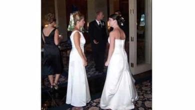 Su peor pesadilla hecha realidad: La madre de su novio llegó vestida de novia a su boda