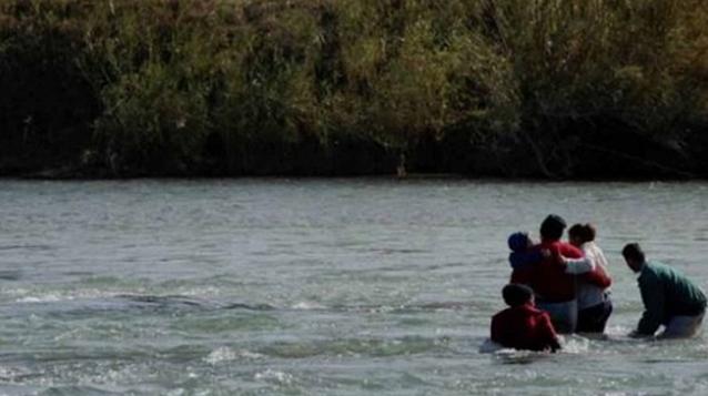 Padre e hija se ahogan en el Río Bravo al intentar llegar a EU