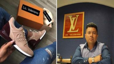 Abogado utiliza el logo de Louis Vuitton en su firma y se vuelve viral