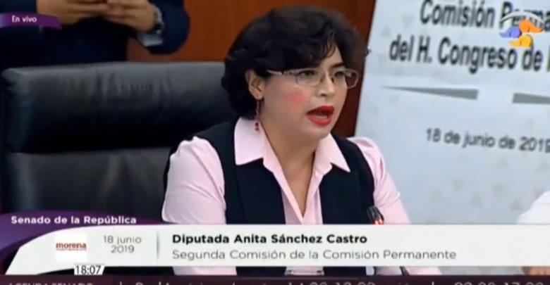 """""""La Secretaria de Salud arrastra infinidad de procesos administrativos""""; Anita Sánchez"""