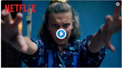 Tráiler final de  Stranger Things 3